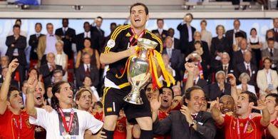 Sepakan Penyesalan Arjen Robben Jadi Penyelamatan Terbaik Iker Casillas