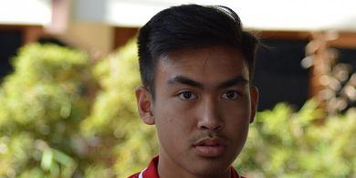 Bintang Akademi CD Leganes Bersaing Merebut Posisi Gelandang Timnas U-18 Indonesia