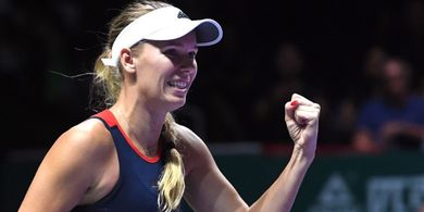 Caroline Wozniacki Tunda Laga Terakhir Lawan Serena Williams