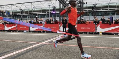 Pelari Kenya Dominasi Mandiri Jogja Marathon, Ini Rahasianya