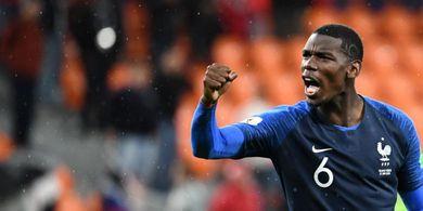 Sukses Juarai Piala Dunia 2018 Bersama Prancis, Paul Pogba Ejek Inggris