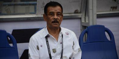 Umuh Muchtar Belum Mau Pensiun Sebagai Manajer Persib Bandung