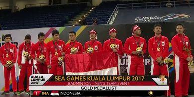 Hasil Undian Bulu Tangkis SEA Games 2019 - Putri Indonesia Jumpa Vietnam, Putra Lolos Semifinal