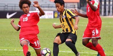 Wonderkid Malaysia Resmi Tanda Tangani Kontrak 5 Tahun dengan Klub Divisi Utama Belgia, KV Kortrijk