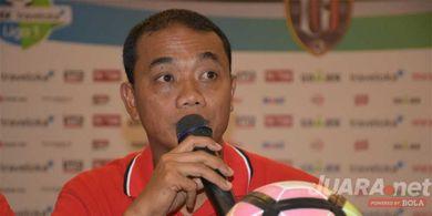 Bali United Vs Tira-Persikabo, Eko Purjianto Berharap Suporter Tetap Tunjukan Loyalitas