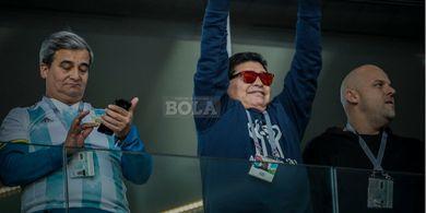 Butuh 500 Jam untuk Membuat Film Biografi Diego Maradona