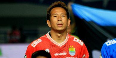 Janji Kiper Persib Jelang Laga Menghadapi Badak Lampung FC
