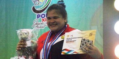 Olimpiade Tokyo 2020 - Nurul Akmal Tutup Aksi Tim Indonesia di Peringkat Lima