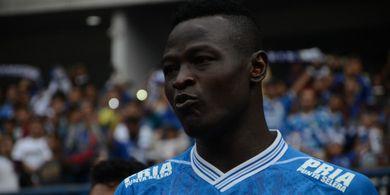 Mesin Gol Persib Bandung Ingin Terus Bawa Tim Raih Kemenangan