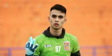 Kiper Timnas U-22 Indonesia Bicara Persik Kediri, Sinyal Merapat?