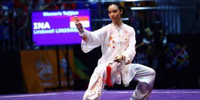 Mengenal Wushu, Anak dari Olahraga Beladiri Kungfu