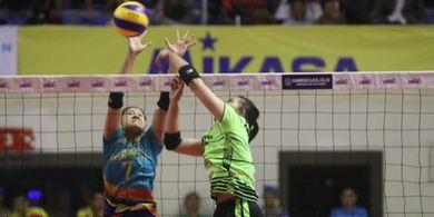 Hasil Lengkap Putaran Kedua Seri Pertama Proliga 2019 di Palembang