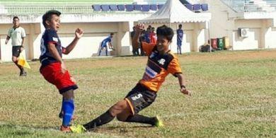 Liga Kompas Gramedia U-14 - Asiop Apacinti Telan Kekalahan Kedua