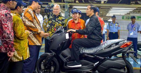 Yamaha Paling Banyak Ekspor Produknya,  Kawasaki Justru Kebalikannya