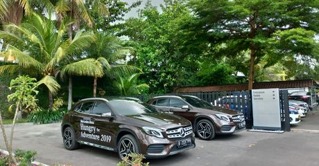 Seru Nih, Mercedes-Benz Indonesia Gelar Hungry for Adventure 2019