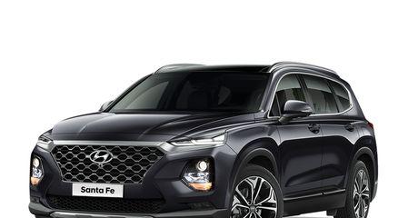 The Grand Santa Fe, Varian Baru Hyundai Santa Fe Segini Harganya
