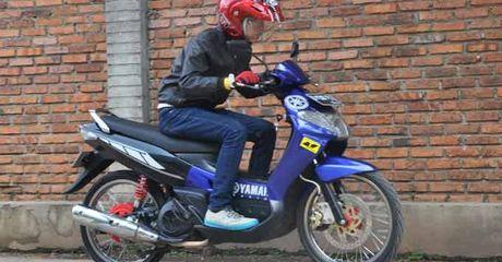 Cara Yamaha Nouvo Pakai Blok Yamaha Mio Injeksi