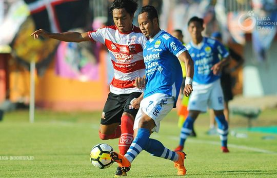 Madura United vs Persib