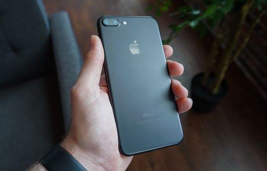 iPhone 7 Plus. Photo by Unsplash.
