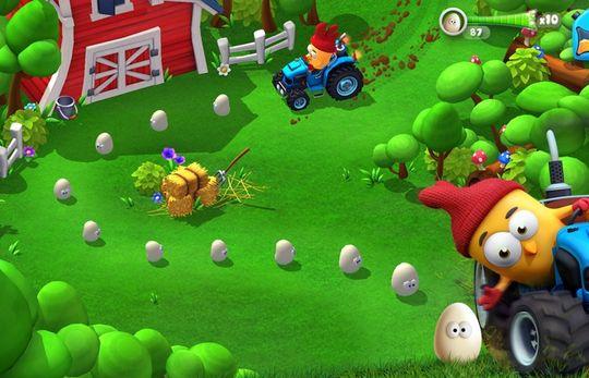Chicken Pox: Scrambled Eggs!