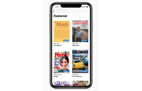 Fitur follow menjadi fitur baru di Apple News+