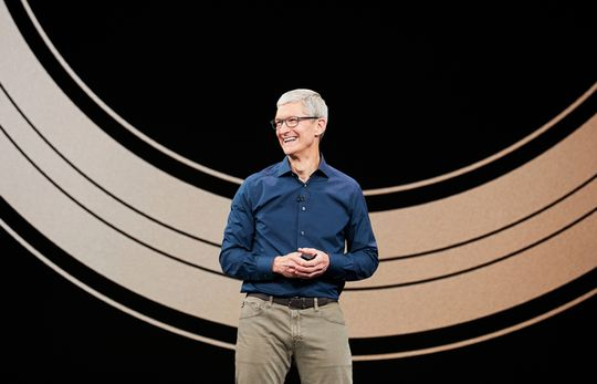 Tim Cook di Apple Event September 2018