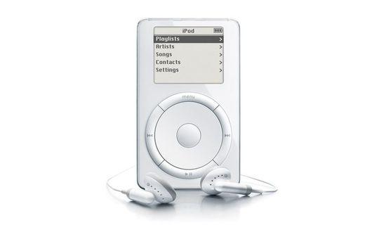 iPod generasi pertama