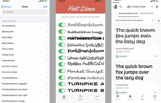 Cara Menggunakan Fitur Font di iOS 13 dan iPadOS