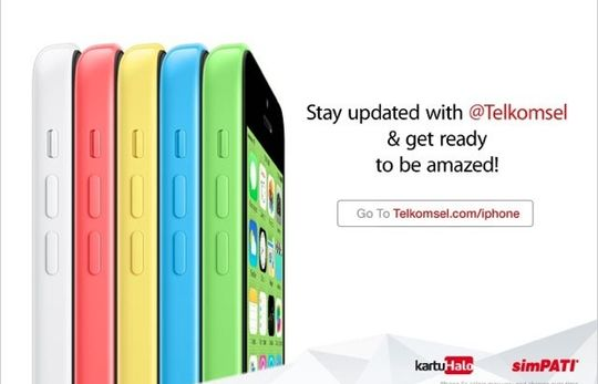 Belum diketahui apakah harga iPhone 5s dan iPhone 5c yang diajukan oleh  Telkomsel nantinya akan sama dengan yang diajukan oleh XL Axiata atau tidak. bb86700759