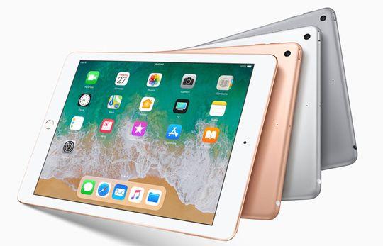 Perangkat iPad Generasi 6 Resmi Rilis di Indonesia 84e43f80b7
