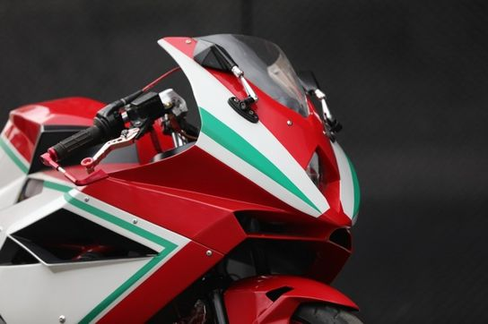 Modifikasi Honda Cbr150r Jadi Mv Agusta Motorplus Online Com