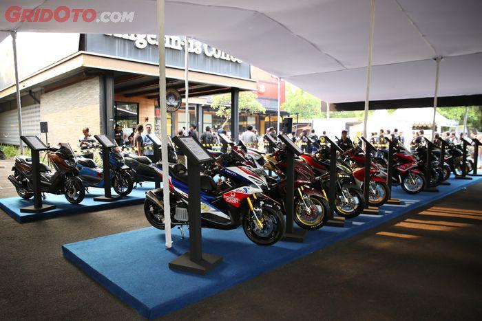Deretan MAXI Yamaha Modifikasi di Customaxi Yamaha Bekasi