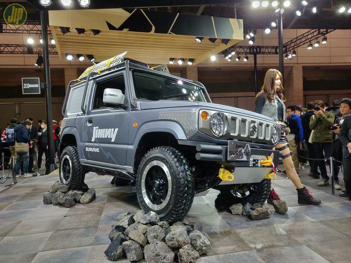 Suzuki Jimny Survive di Tokyo Auto Salon 2019