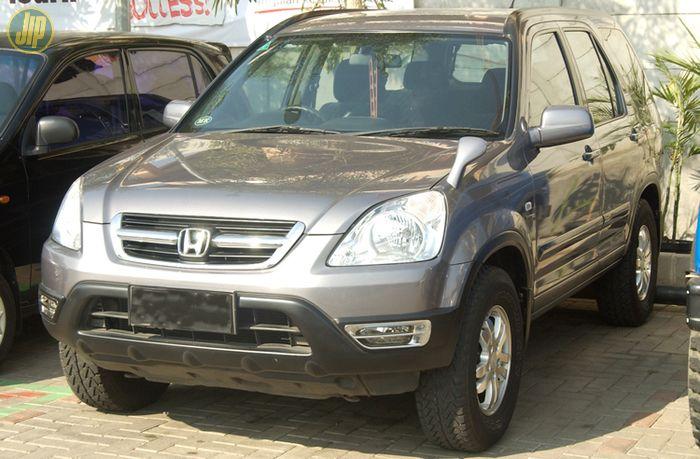 Ilustrasi Honda CR-V Gen 2 2002-2006