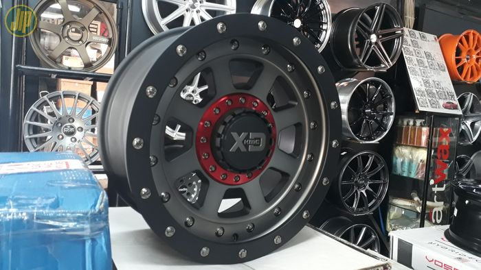 XD Series XD137 Satin Black ring 20 inci