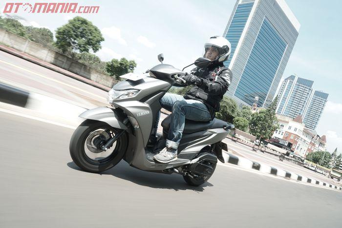 Ilustrasi Yamaha FreeGo