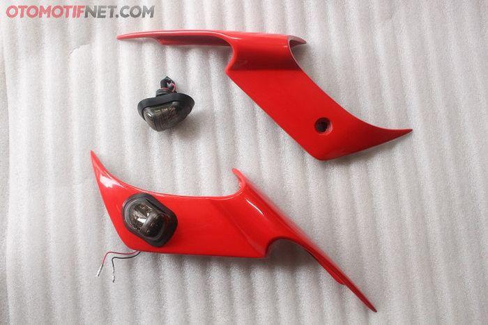 Pasang Aero Fairing di Suzuki GSX-R150 (Gbr.1)