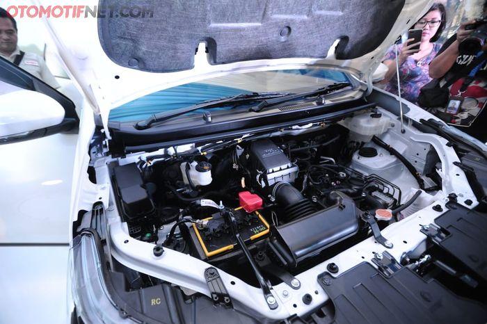 Daihatsu Great New Xenia . Mesin