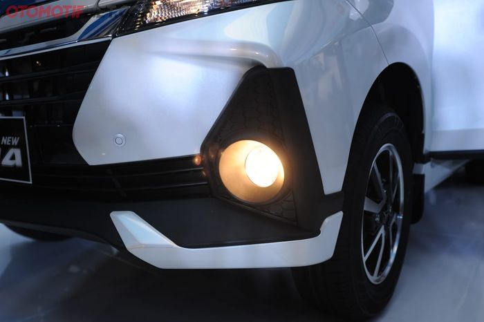 Daihatsu Great New Xenia. Foglamp