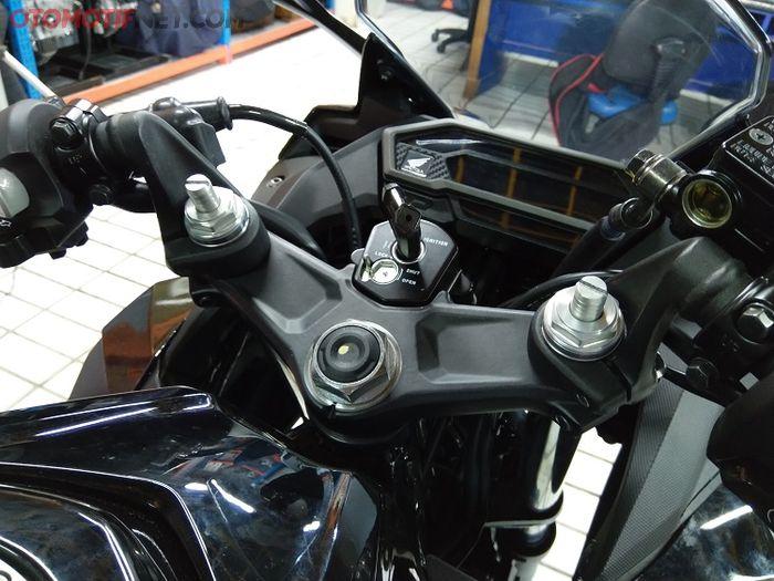 Setel Preload Depan New Honda CBR150R Asli Gampang Banget!