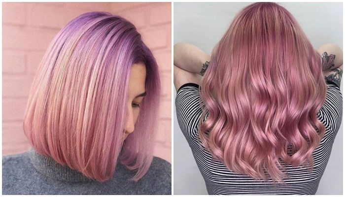 Ubah Gaya Warna Rambut Dengan 3 Ide Warna Pastel Yang Bikin Tahun Barumu Jadi Makin Standout Halaman All Tribun Batam