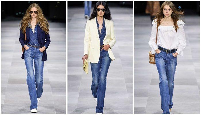 Tren <a href='https://batam.tribunnews.com/tag/fashion' title='Fashion'>Fashion</a> <a href='https://batam.tribunnews.com/tag/2020' title='2020'>2020</a>: Denim Wear yang kembali hits.