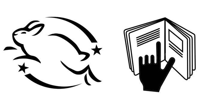 Arti simbol-simbol pada kemasan skincare dan makeup: Leaping Bunny dan  Refer to Insert.