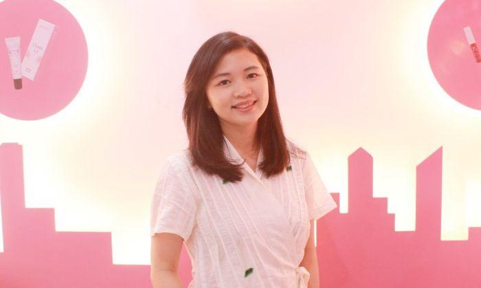 Senior Brand Manager Emina Clarissa Angga Gunawan