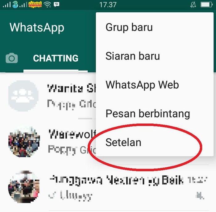 Trik Sembunyikan Foto Profil Whatsapp Untuk Orang Tertentu Ini 7