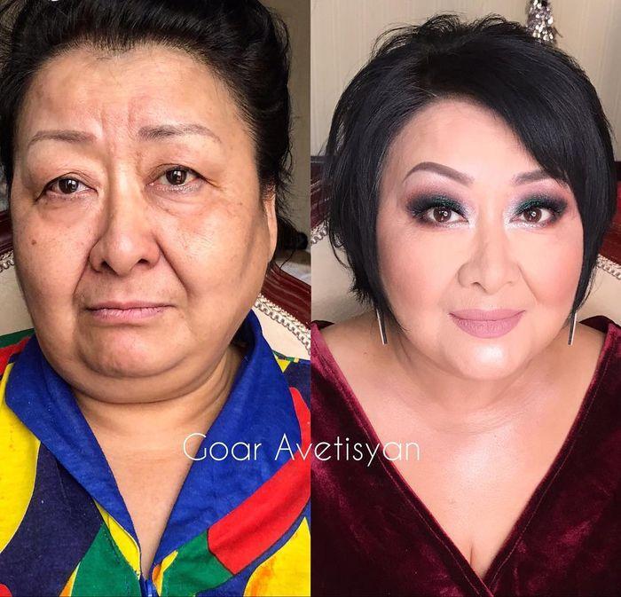 Makeup by Goar Avetisyan