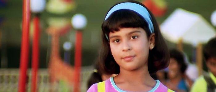 Anjali pemeran anak dalam Kuch Kuch Hota Hai