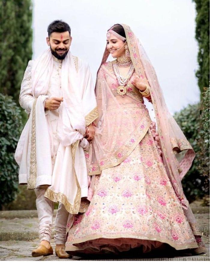 Wow Gaun Pengantin Sederet Artis Bollywood Ini Hingga Ratusan Juta
