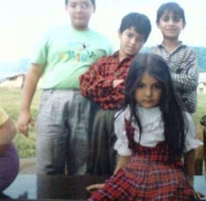 Anushka Sharma yang sejak kecil sudah sangat menarik
