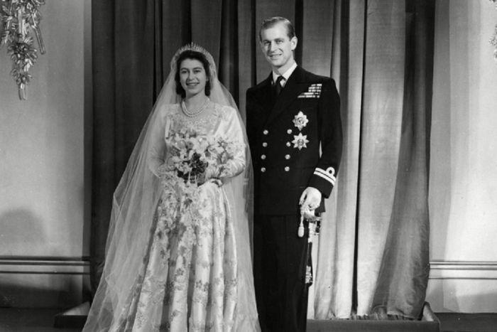 Pernikahan Ratu Elizabeth II